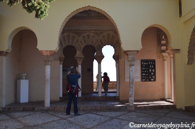 visite de l'Alcazaba