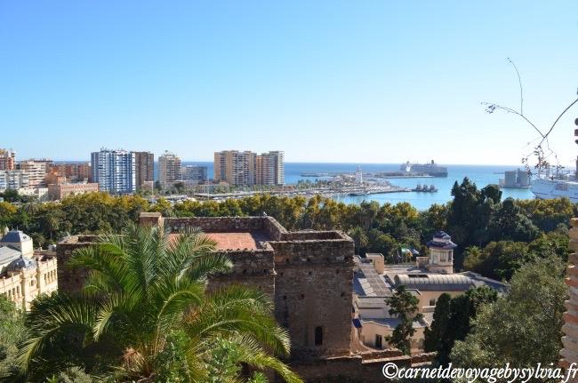 Visiter Malaga en 2 jours (vacances en Andalousie)