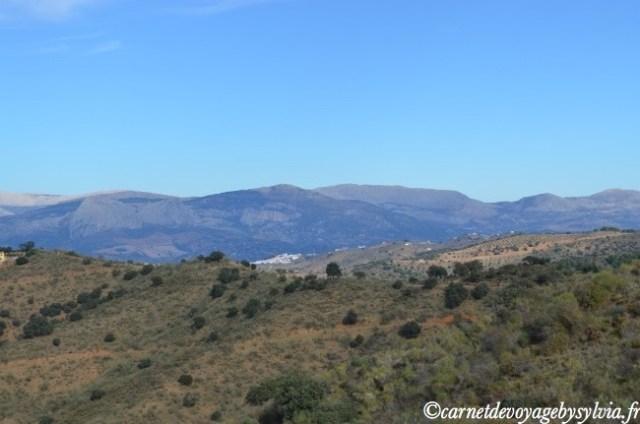 Parc Naturel des monts de Malaga