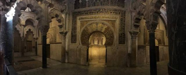 cordoue -la mezquita
