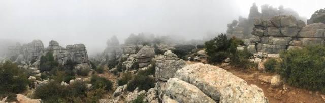 randonnée-EL TORCAL DE ANTEQUERA