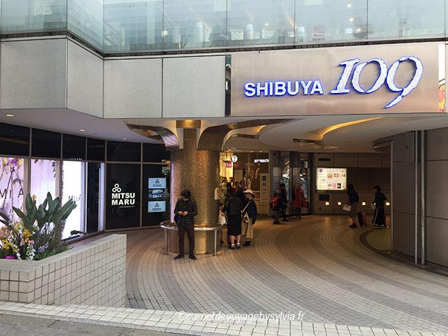 Magasins Shibuya 109