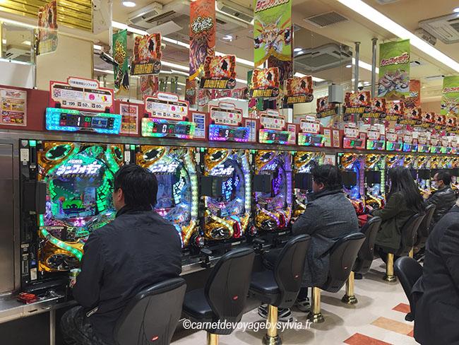 Ueno salle de jeux