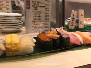 Comment bien manger les sushi ?