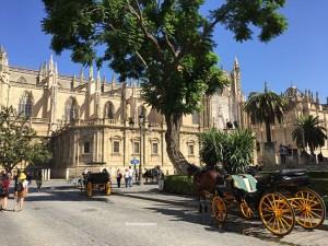 Organiser un week-end à Séville