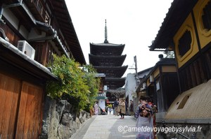 Le temple Hôkan-ji