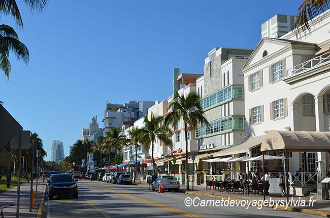 Partir pour Miami et Miami Beach en Hiver