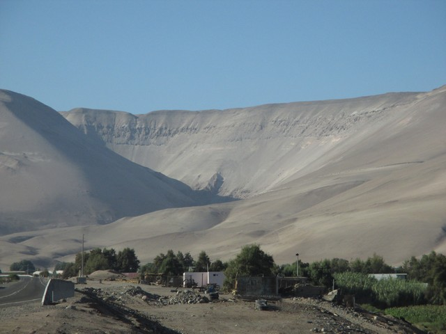 Vallée de Lluta ( Arica)