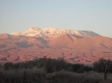 Vue du Planeta Atacama lodg