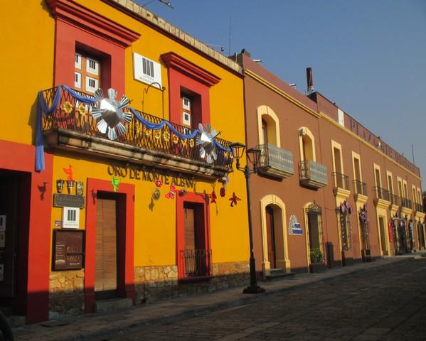 rue d'Oaxaca