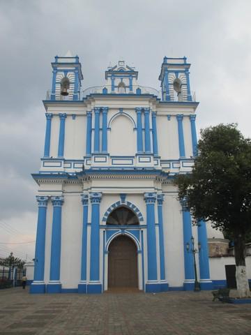 église San Cristobal de las Casas