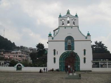 Eglise de San Juan de Chamula