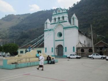 église de San Pedro Chenalho