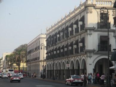 Rue de Veracruz