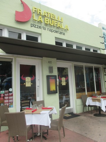 restaurant fratelli la buffala Miami