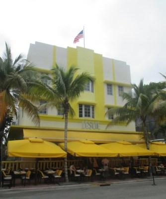 hôtels sur ocean Drive