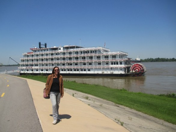 bateau du Mississippi