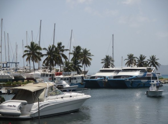 Marina de Spanish Town