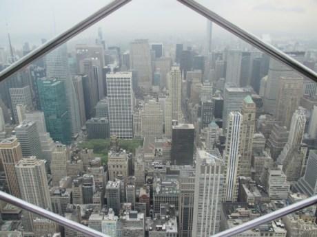 Vue de l' Empire State Building
