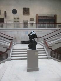 escalier principal art museum