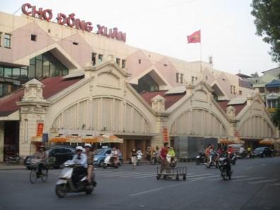Marché Hanoi