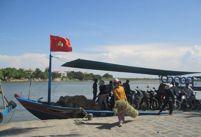 berges rivière Hoi An
