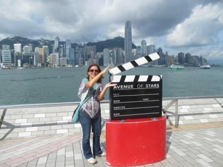 Avenue des Stars Kowloon