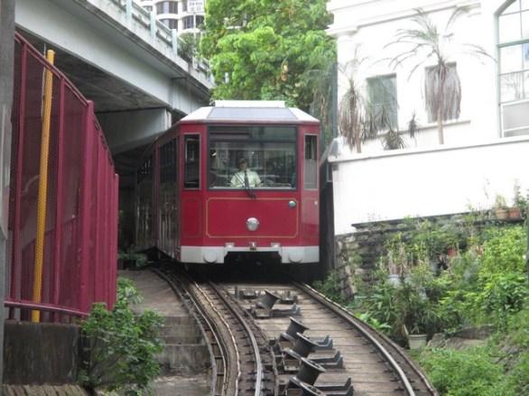 le peak tram