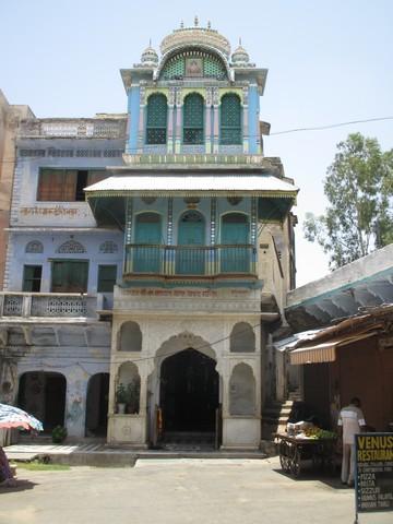 temple hindou Pushkar