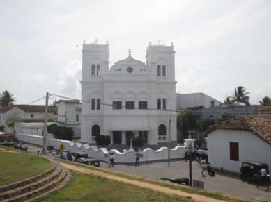mosquée Fort de Galle
