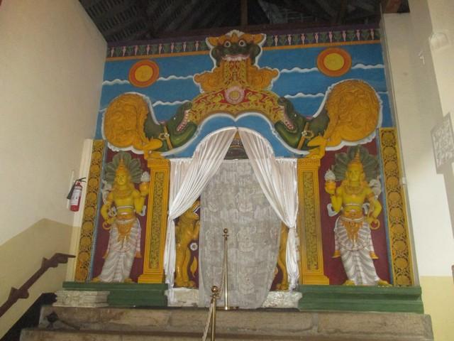 autel temple de la dent