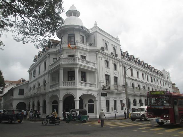 bâtiment Kandy
