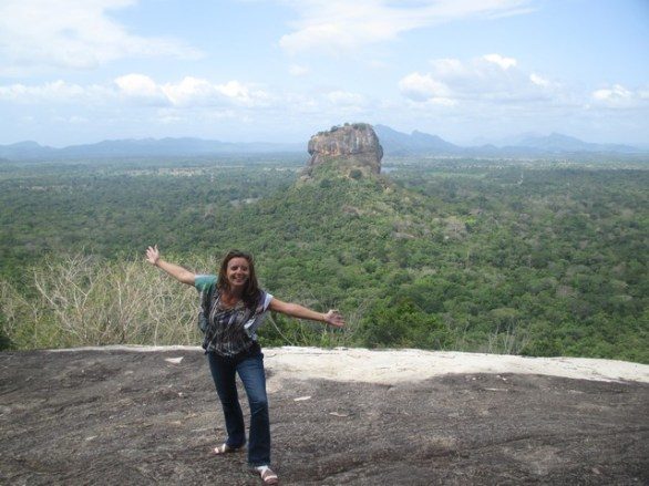 Nath sommet du Pidurangala