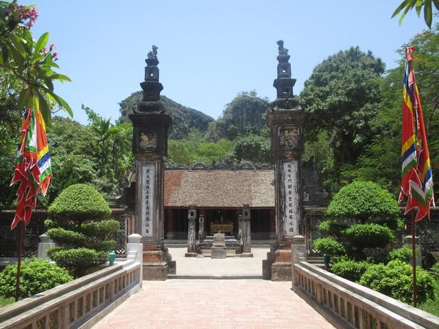 temple Ding Tiên Hoang Vietnam