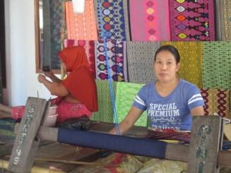 centre de tissage Lombok