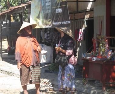 femmes sud de Lombok