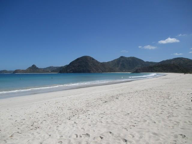 plage Selong Blanak Lombok