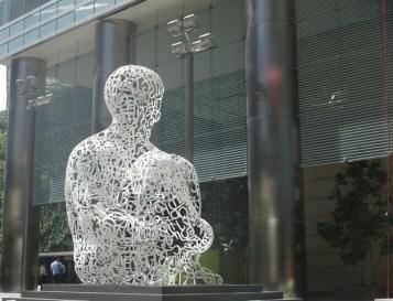 art de rue Singapour