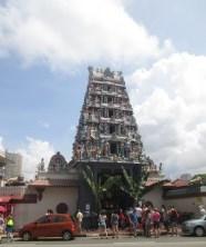 temple hindou Singapour