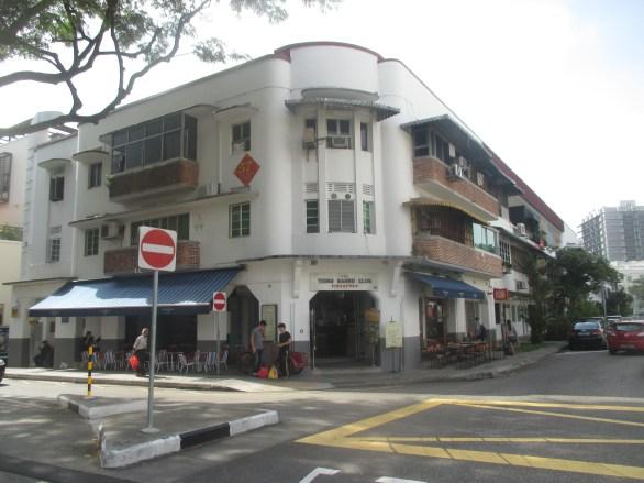 quartier Tiong Bahru