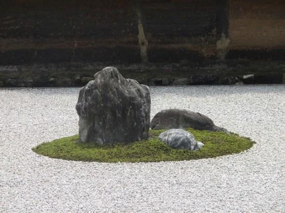 jardin de pierre Ryoanji