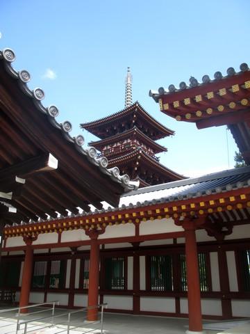 temple de Yakushi-ji