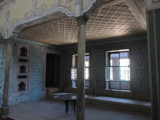 Harem palais Topkapi