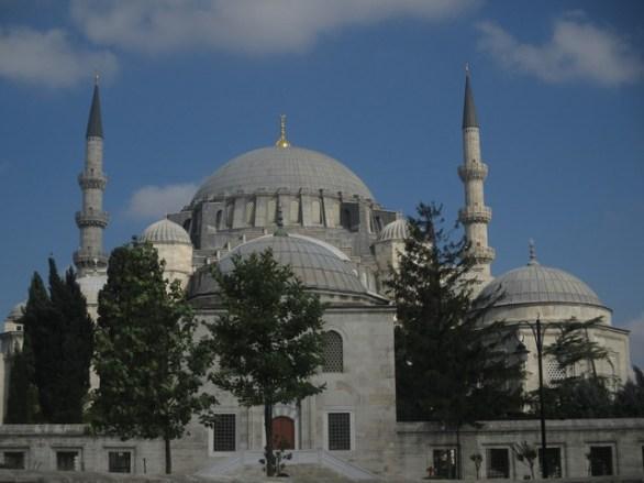 mosquée Soliman le Magnifique Istanbul