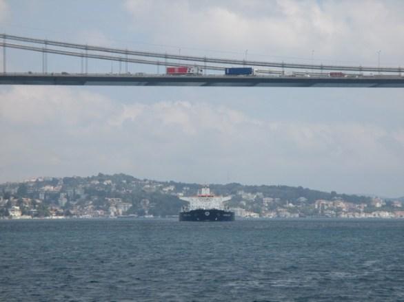 deuxième pont Bosphore