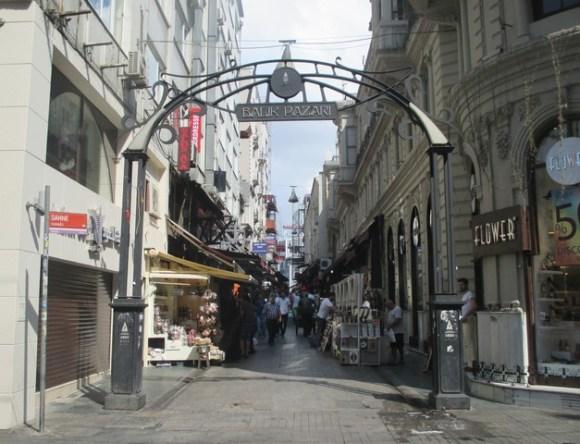 Quartier Tünel Istanbul
