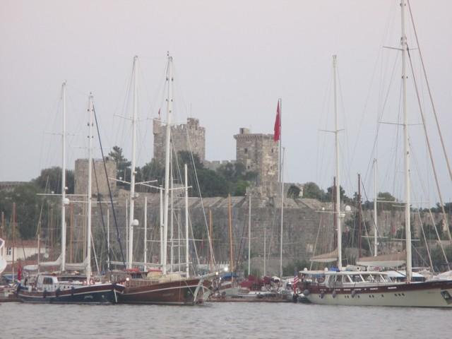 vestiges port Bodrum