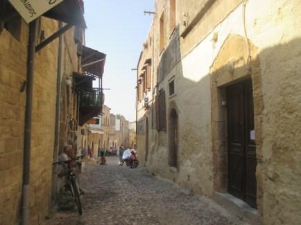 cité médiévale de Rhodes