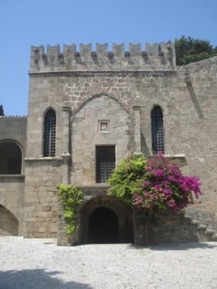cité médiévale Rhodes