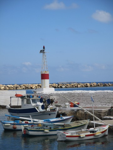 port de Fry Kassos